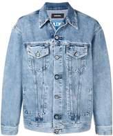 Diesel stone-washed denim jacket