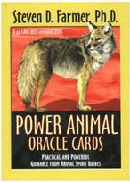 Bohemia Power Animal Cards