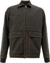 Stella McCartney embroidered jacket