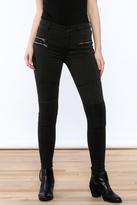 Elan Black Jeggings