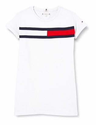 Tommy Hilfiger Girl's Flag Jersey Dress S/S
