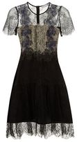 Sandro Ortence Lace Dress