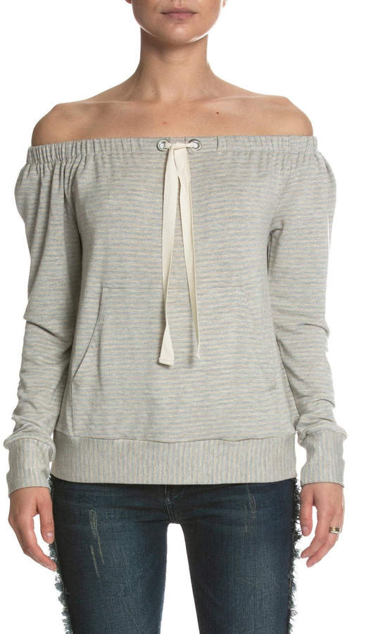 a58e5d7a2a Elan Grey Sweater - ShopStyle