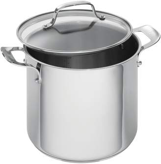 Emeril Stainless Steel Cookware Covered Stock Pot 8-Quart
