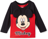 Children's Apparel Network Mickey Mouse 'Mickey' Long-Sleeve Tee - Toddler
