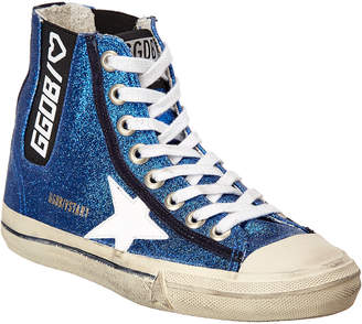 Golden Goose V-Star High Top Leather Sneaker