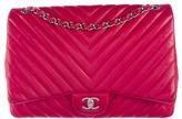 Chanel Chevron Maxi Flap Bag