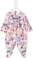 MonnaLisa floral print pyjamas