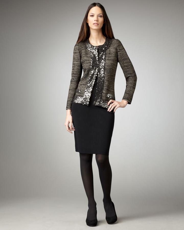 Misook Collection Sleeveless Jersey Dress, Women's