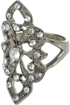 Charlotte Russe Vintage Rhinestone Ring