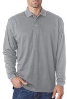UltraClub Men's Moisture Wicking Piqué Polo Shirt