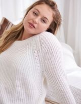 aerie Lace-Up Tunic Sweater