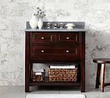 Pottery Barn Sink Console Base without Countertop