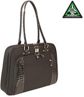 "Mobile Edge Women's Checkpoint Friendly Onyx Briefcase- 16""PC/17""Mac"