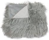 Keller Faux Mongolian Fur Throw from Thro by Marlo Lorenz