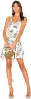 MinkPink Garden Party Halter Dress