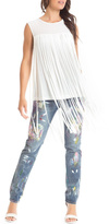 Cartise Skinny Painted Jeans
