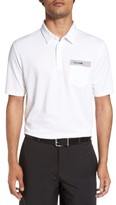 Travis Mathew Men's 'Apache' Solid Polo