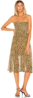 Lovers + Friends Marcus Midi Dress