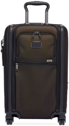 Tumi Alpha International Dual Access 4-Wheel Carry-On