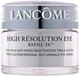 Lancôme High Resolution Eye Refill-3XTM Triple Action Renewal Anti-Wrinkle Eye Cream