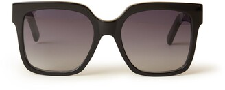 Mulberry Portobello Sunglasses Black Bio-Acetate