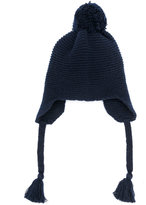Il Gufo bobble hat - kids - Wool - 40 cm