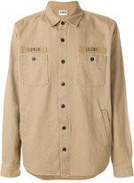 Edwin textured pocket shirt