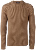 Joseph cable knit jumper