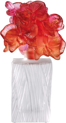 Daum Orchid Perfume Bottle