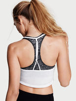 Victoria Sport High-neck Crop Tank