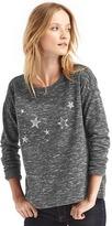 Gap Embellished star pullover