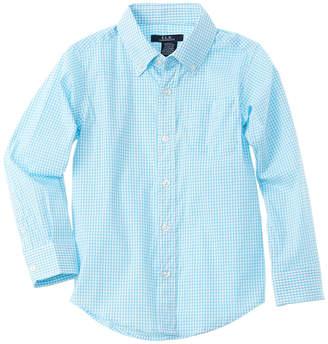 E-Land Kids E Land Performance Woven Shirt