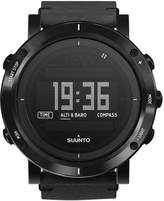 Suunto Men's Essential SS021215000 Leather Quartz Watch