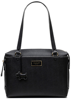 Radley Kenley Common Large Leather Tote Bag, Black