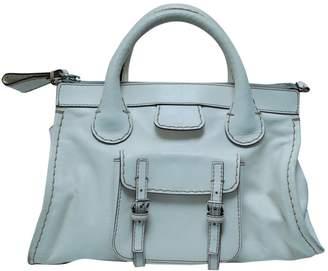 Chloé Edith Ecru Leather Handbags