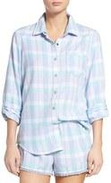 Make + Model Women's Plaid Pajamas