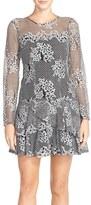 KUT from the Kloth Women's Lace Drop Waist Dress