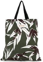 Marni convertible shopper tote - women - Leather - One Size