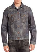 True Religion Jimmy Badlands Denim Jacket