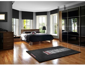 A Better Blind Blackout Window Shade in Black