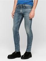 Calvin Klein Jeans Skinny Indigo Blue Jeans