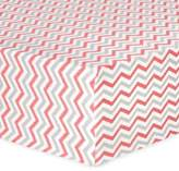 Trend Lab Flannel Fitted Crib Sheets