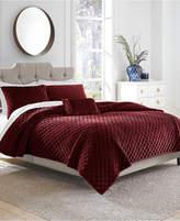 Croscill Carissa Velvet King Quilt Bedding
