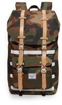 Herschel Little America Offset Backpack