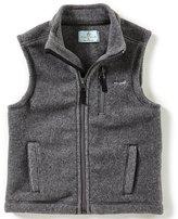 Class Club Little Boys 2T-7 Fleece Zip-Front Vest