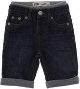Levi's Baby Denim Shorts