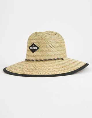 Rip Curl Palm Time Straw Lifeguard Hat