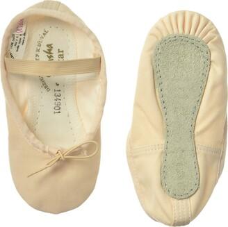 Sansha Unisex-Baby 14C Star Pink A Medium Sizes Children Ballet Flat M BR Toddler (7.5 US)