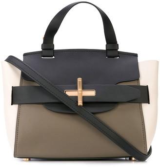 Zac Posen Brigette belted satchel bag